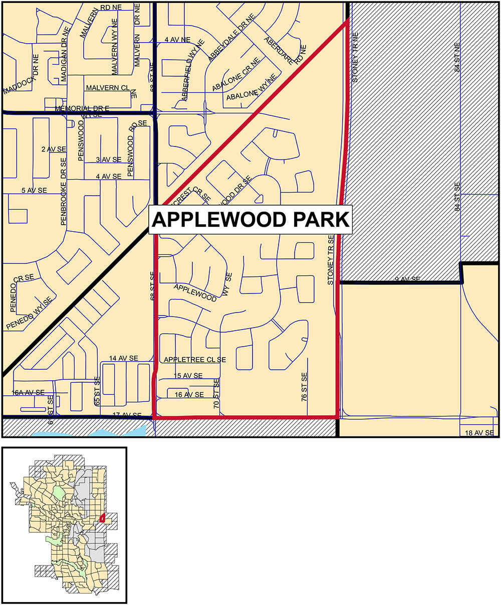 Applewood Park community profile