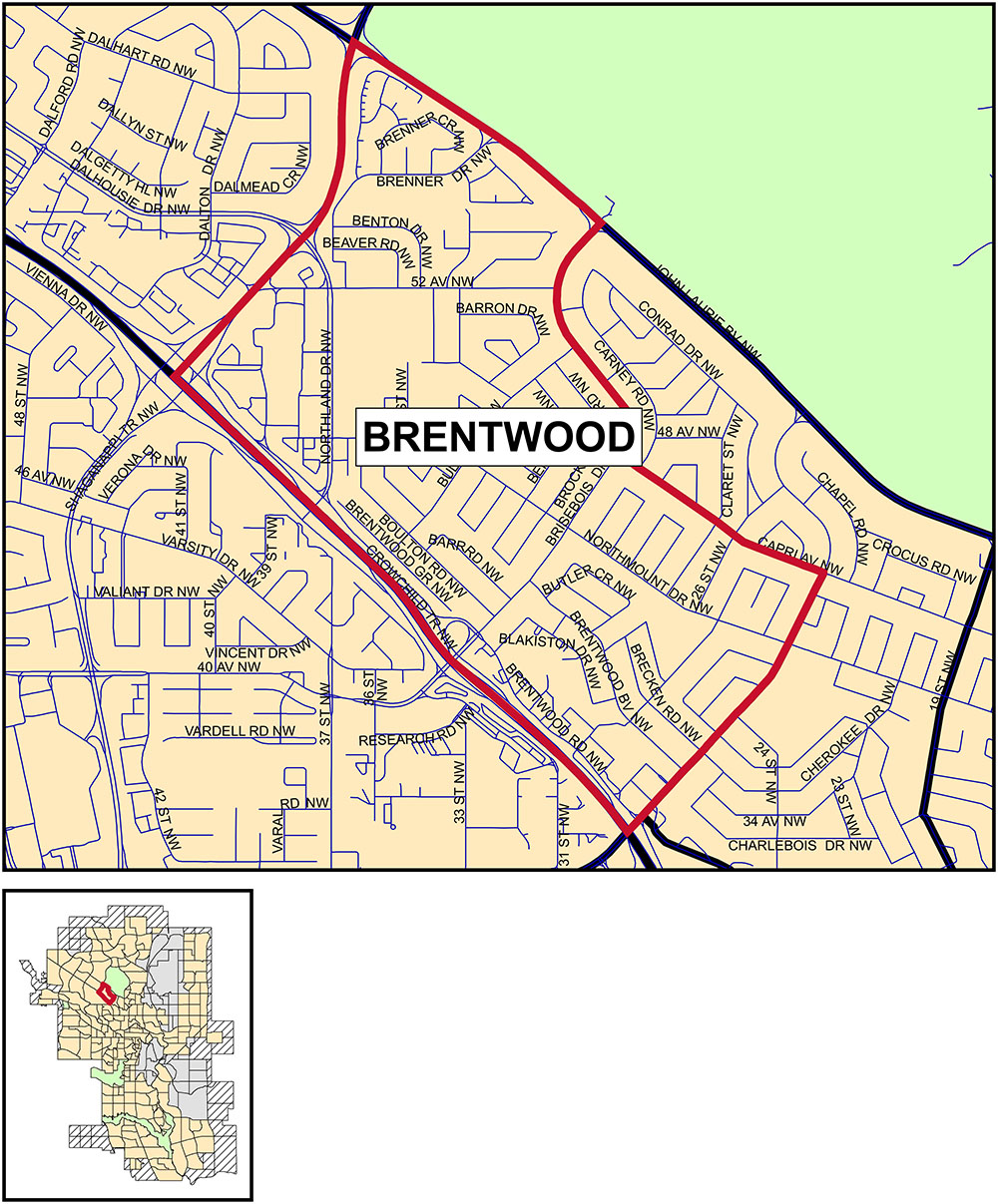 Brentwood community profile
