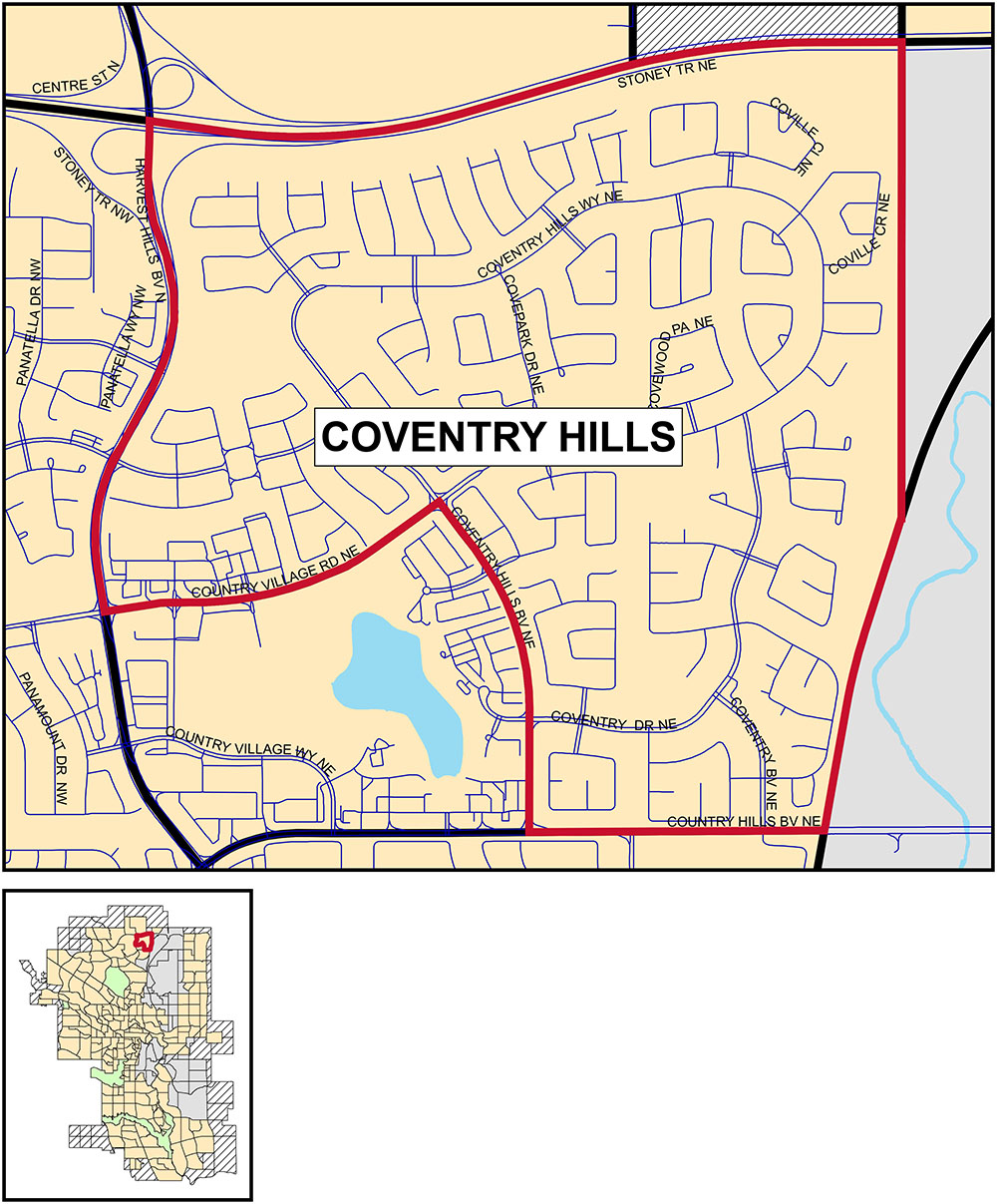 Coventry Hills community profile