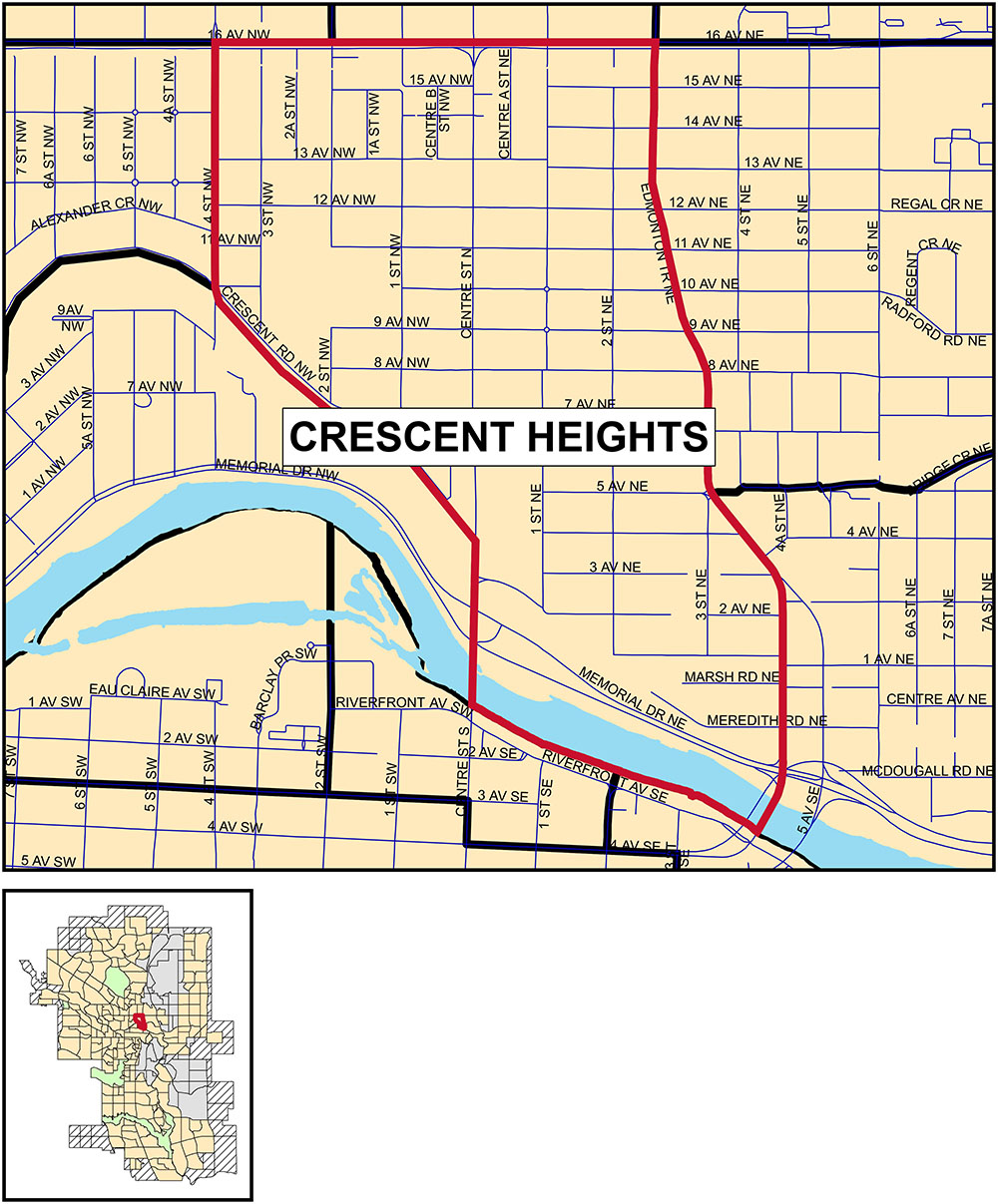 Crescent Heights community profile