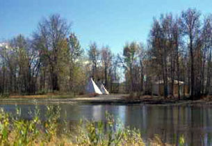 Clearwater Tipi Park
