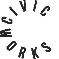 civic works logo