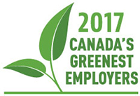 Recognized as one of Alberta's Top Employers (2016)