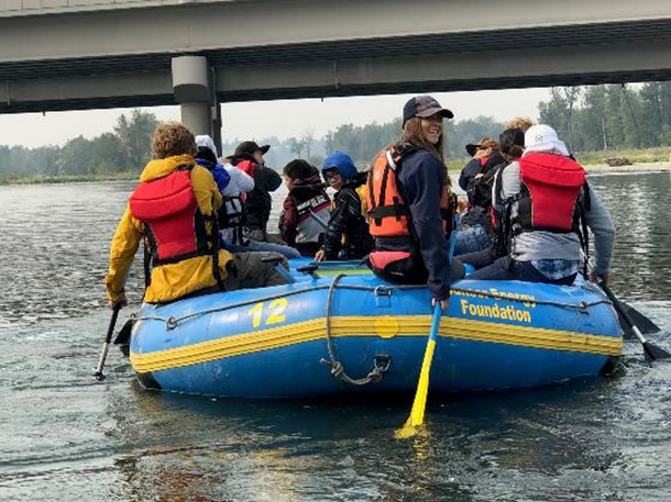 Bow River Eco Float Tours