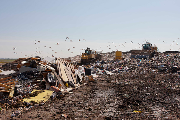 City of Calgary landfill