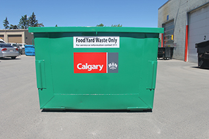 City of Calgary Business Waste Collection Services