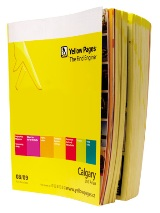 Telephone books and catalogues